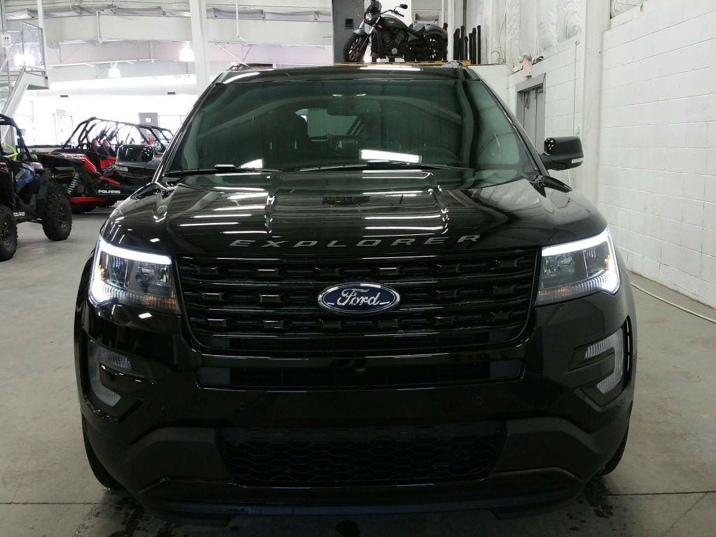New 2017 ford explorer sport 4 door sport utility in lloydminster