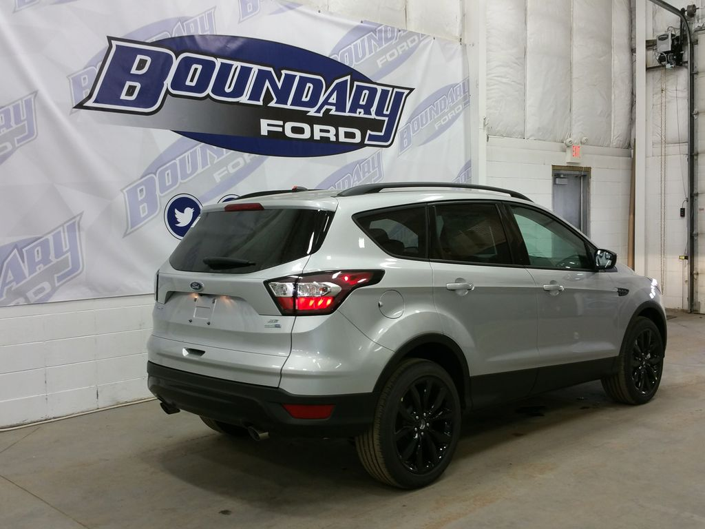 new 2017 ford escape se sport appearance 4 door sport utility in lloydminster 17e182 boundary. Black Bedroom Furniture Sets. Home Design Ideas