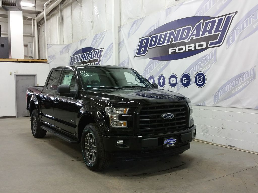 new 2017 ford f 150 xlt sport 4 door pickup in lloydminster 17t398 boundary ford. Black Bedroom Furniture Sets. Home Design Ideas
