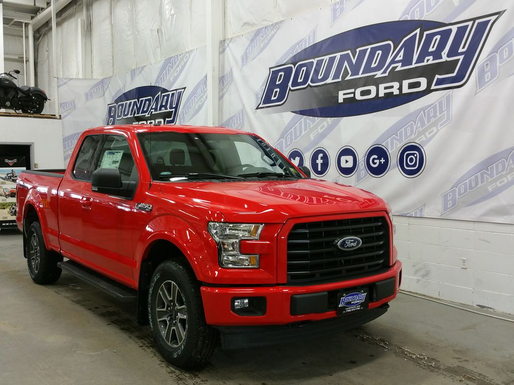 new 2017 ford f 150 xlt sport 4 door pickup in lloydminster 17t128 boundary ford. Black Bedroom Furniture Sets. Home Design Ideas