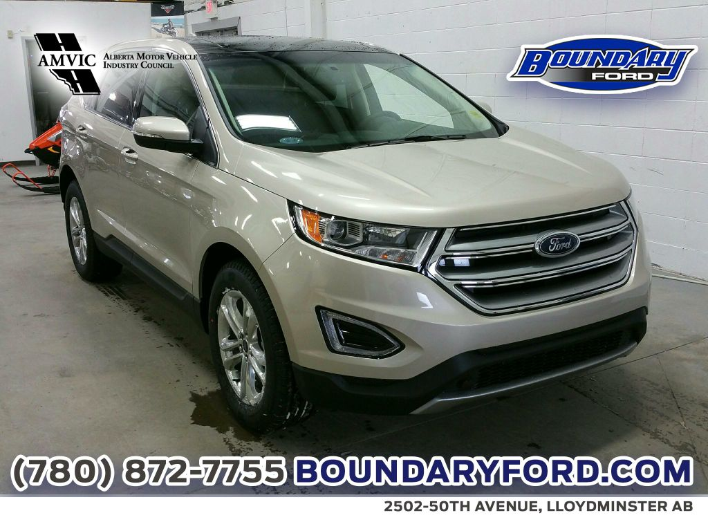 new 2017 ford edge sel 4 door sport utility in lloydminster 17e110 boundary ford. Black Bedroom Furniture Sets. Home Design Ideas